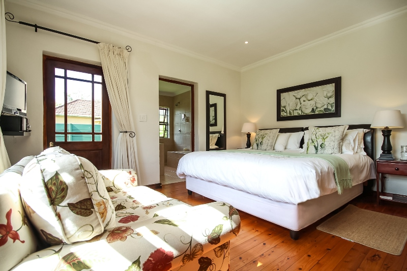 Guest Suite 1 - Greenwood Villa Pinelands Guest House